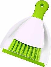 Zqyrlar - Mini Dustpan and Broom Set, Cage Cleaner