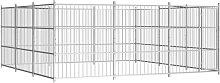 Zqyrlar - Outdoor Dog Kennel 450x450x185 cm -