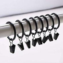 Zqyrlar - Pack of 30 Curtain Clips Curtain Clips