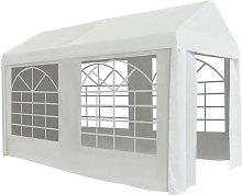 Zqyrlar - Party Tent PE 2x4 m White - White