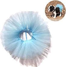 Zqyrlar - Pet Dog Cat Costume Tutu Outfit Animal