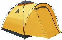 Zqyrlar - Pop Up Camping Tent 3 Person Yellow -