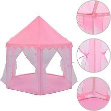 Zqyrlar - Princess Play Tent Pink - Pink