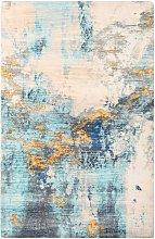 Zqyrlar - Printed Rug Multicolour 120x170 cm
