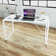 Zqyrlar - Rectangular Desk with Map Pattern - White