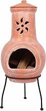 Zqyrlar - RedFire Fireplace Cancun Clay 86032 -