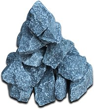 Zqyrlar - Sauna Heating Stones 15 kg - Blue