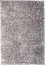 Zqyrlar - Shaggy Area Rug 140x200 cm Grey - Grey