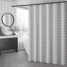 Zqyrlar - Shower Curtain 180x180cm, Mold Proof