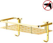 Zqyrlar - Single Tier Shower Basket Basket Shelf