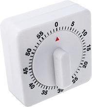 Zqyrlar - Small Square Kitchen Timer 60 Minute