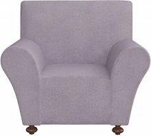 Zqyrlar - Stretch Couch Slipcover Grey Polyester
