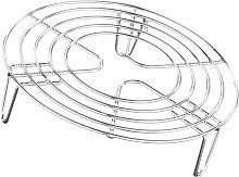 Zqyrlar - Trivet Rack Holder Stainless Steel Steam