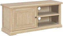 Zqyrlar - TV Cabinet 90x30x40 cm Wood - Brown