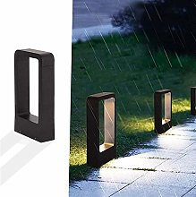 ZRABCD Led Pathway Lights Outdoor, Wireless