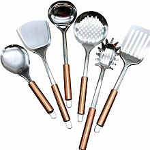 ZRDY 6PCS Cooking Utensils Set Stainless Steel