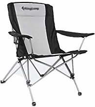 ZRJ Chairs Portable Camping Chair Folding Quad