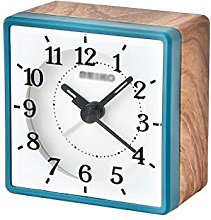ZRJ Exquisite Travel Alarm Clock Battery Operated