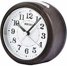 ZRL Desk Clock Alarm Clock for Bedroom Silent Non
