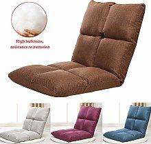 ZRRtables Floor Chair Adjustable Backrest Chairs