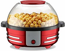 ZRXRY Popcorn Maker, 5L Automatic Hot Air Popcorn