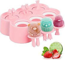 ZRXRY Silicone Popsicle Molds, Bpa Free Baby