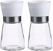 Zsail Spice Jar Black Pepper Grinder Manual