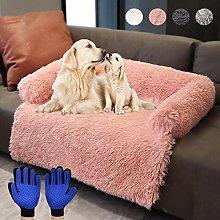 ZSDCHONGYA Dog Sofa Beds,Orthopedic Soft Plush Dog