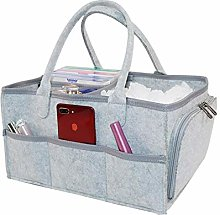 ZSooner Baby Diaper Caddy Portable With