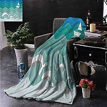 ZSUO Baby Queen Baby Blanket Soft Baby Blanket