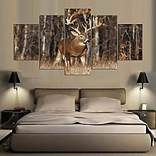 ZSYNB Canvas Wall Art Canvas Painting Living Room