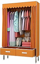 ZT Cheap Wardrobe Wardrobe Foldable Wardrobe