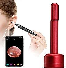 ZTHHS Smart WiFi Ear Wax Cleaning Kit, Otoscope