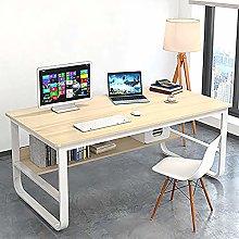 ZTMN Home Office Computer Desk Modern Minimalist