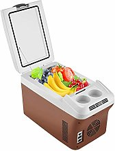 ZTTTD Portable Electric Cooler Fridge Food Warmer,