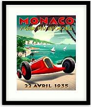 Zucarto Art Studios - 'Monaco 1935 Grand