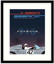 Zucarto Art Studios - Porsche Sebring 1960 Car