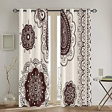 ZUL Blackout Curtains,Colorful Kittens Domestic
