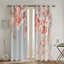 ZUL Blackout Curtains,Colorful Patterned Ornament