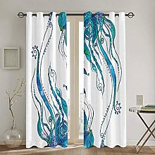 ZUL Blackout Curtains,Composition Of Old