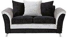 Zulu 2 Seater Fabric Sofa