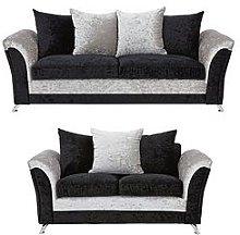 Zulu 3-Seater + 2-Seater Fabric Sofa Set (Buy And