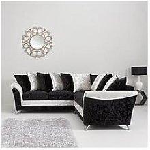 Zulu Fabric Corner Group Sofa