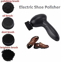 Zunate Electric Shoe Polisher - Fast and Easy to