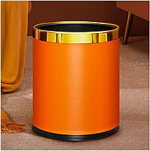 zunruishop Trash can Office Double-layer Trash Can