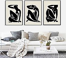 zuomo Abstract Home Decoration Canvas Art Painting