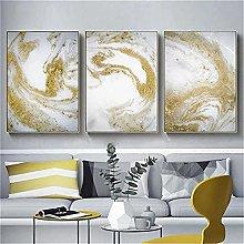 zuomo Golden Luxury Artwork Painting Home Decor