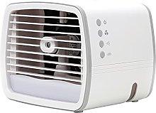 Zuoox Air Cooler Fan, Desktop Air Conditioner Fan