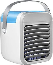 Zuoox Mini Air Conditioner with Handle Air Cooler