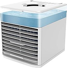 Zuoox Personal Air Cooler Mini Air Conditioner Fan
